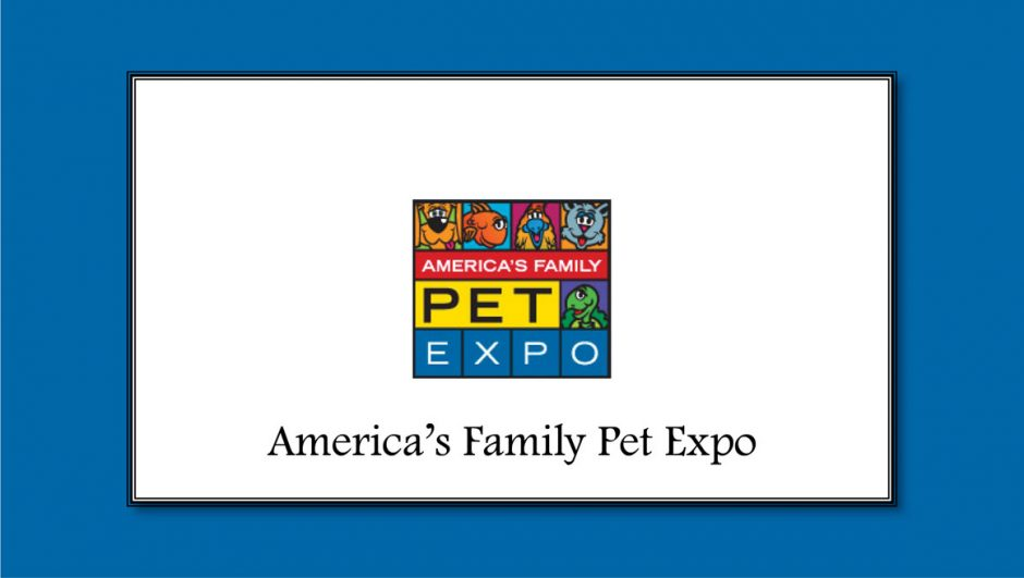 America's Family Pet Expo logo