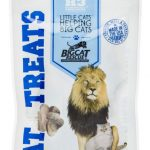 freeze dried minnow cat treats