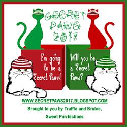 2017 Secret Paws
