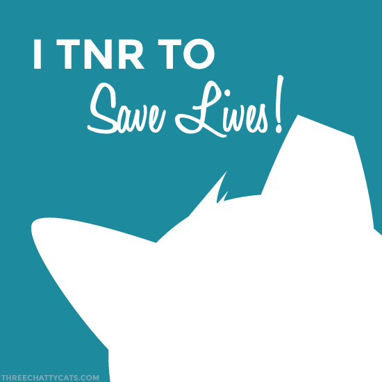 I TNR to Save Lives