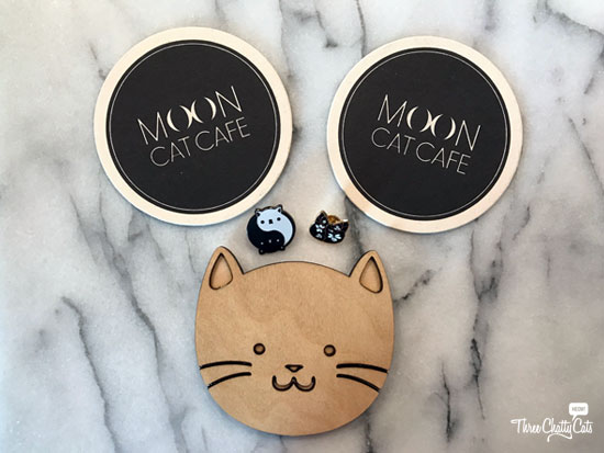 Moon Cat Cafe Items