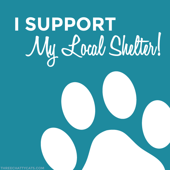 I Support My Local Shelter!
