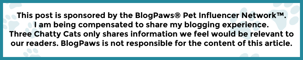 BlogPaws Disclosure