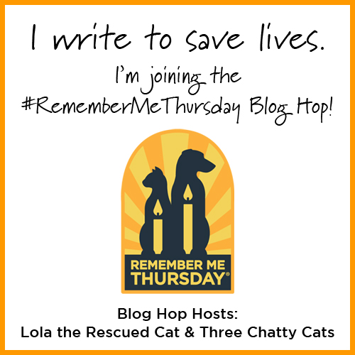 Remember Me Thursday Blog Hop Badge