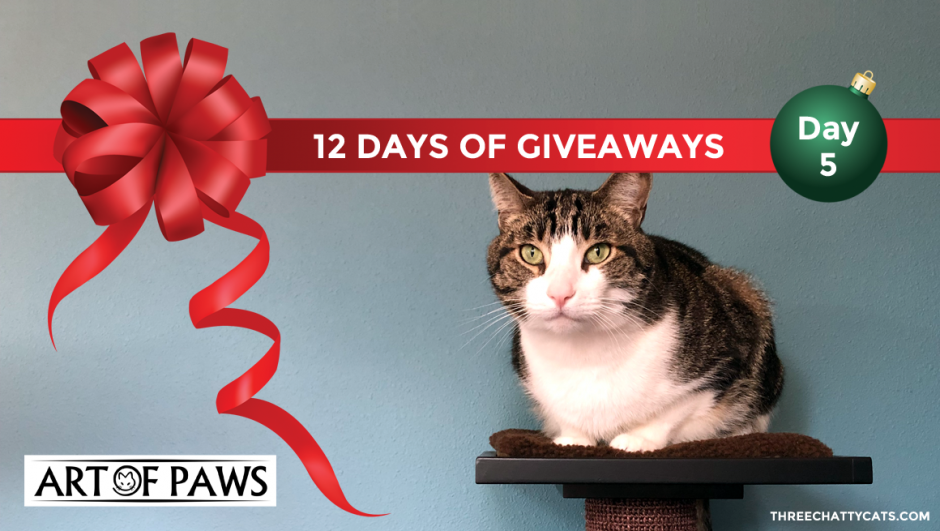 Art of Paws | 12 Days of Giveaways