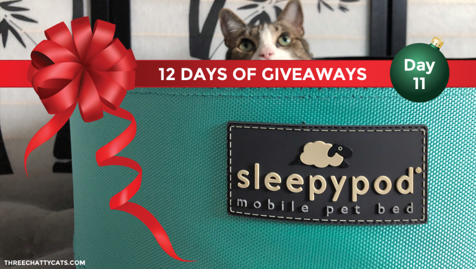 Sleepypod | 12 Days of Giveaways