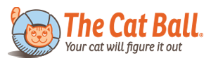 The Cat Ball Logo