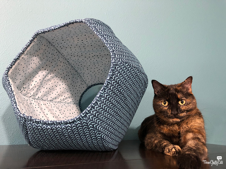 tortie cat guards The Cat Ball