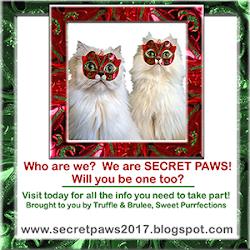 Secret Paws Gift Exchange