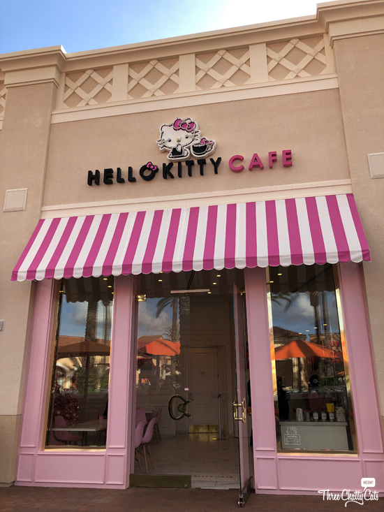 Hello Kitty Grand Cafe, Irvine, California