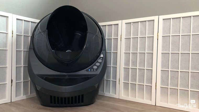 Litter-Robot 3 Connect
